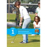 Stap 1 - Golfbaanpermissie