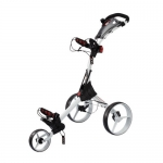 BigMax IQ 3-wiel golftrolley