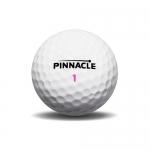 Pinnacle Soft Ladies White Sleeve
