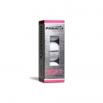 Pinnacle Soft Ladies White Sleeve