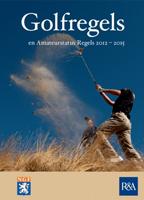 Nieuwe golfregels 2012 golfboekje