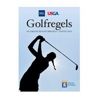 Boek Golfregels vanaf 2016