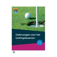 Koop het boek Oefenvragen voor het golfregelexamen