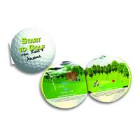 Koop het boek Start to Golf Kids & Juniors