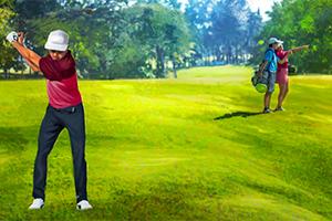Zorg voor een vlot golfspel met ready golf