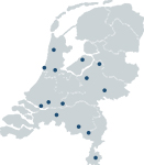 Locaties golflessen in Nederland