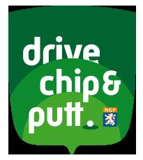 Logo Drive Chip Putt Nederland